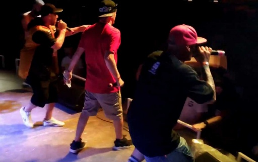 Managua Slang @ Goloka Fest 2 през погледа на #РАПФЕН