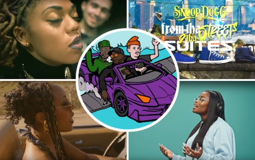 PROF x Devin The Dude / Krayzie Bone / Snoop Dogg / India Shawn / Bellah