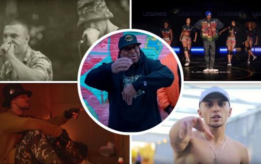 Snoop Dogg / Gang Starr / Radi B x BEZIM MAN / BIZZY BONE / RUTHLESS BOY & DMB