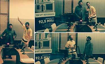 Новото радио предаване Rap-Dozer идва