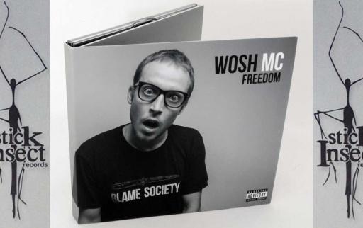 Wosh MC - Freedom (2 CDs)