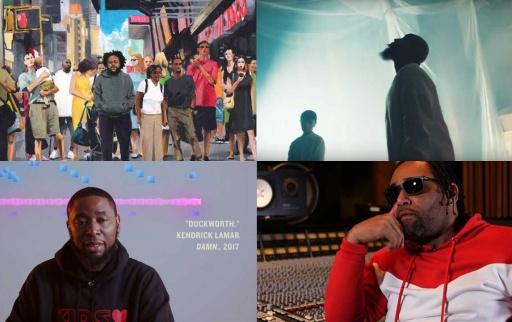 WW СНОП: Fkj & Bas / Tech N9ne / Mack 10 / 9th Wonder x Kendrick Lamar