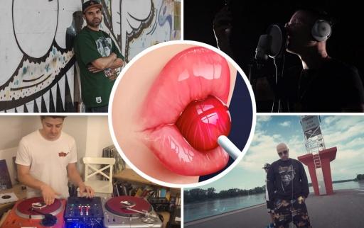DJ DELightfull / Бате Са (DVN RMX) / 5о кила x Хюго x Zhaklin / DONT / Гаден