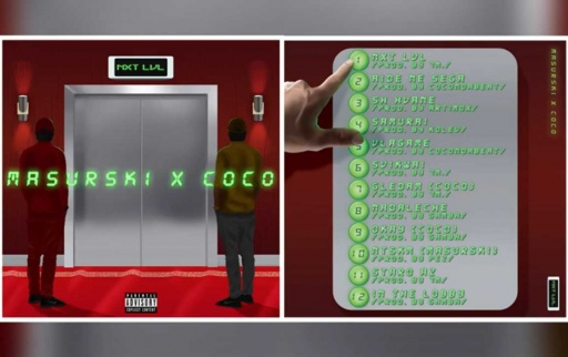 Masurski_x_Coco_-_NXT_LVL_album