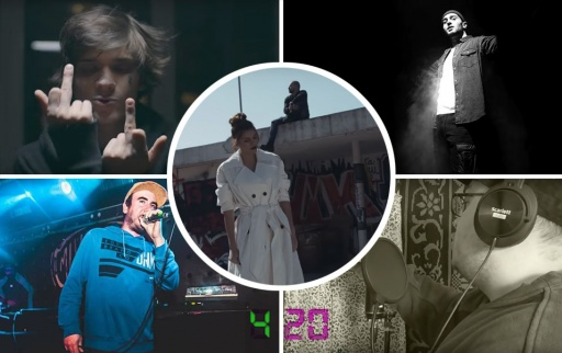 EXC x Mihaela Fileva / DenYo / PSHC / XANNYHILFIGA / БОКО / Осем Пет