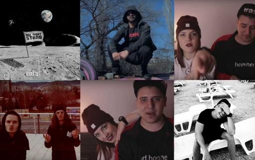 СНОП: Anissta x Чарли Танев / Kibry13 / YLW / Месаря x Paiaka