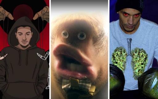 Сноп: Dilm & DRG / Bogzar / BOB likes beatbox