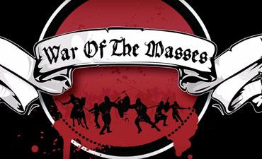 War Of The Masses feat. Джаджа - От много време