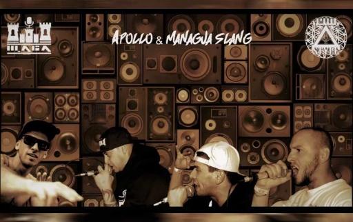Apollo feat. Managua Slang - В грешка сте