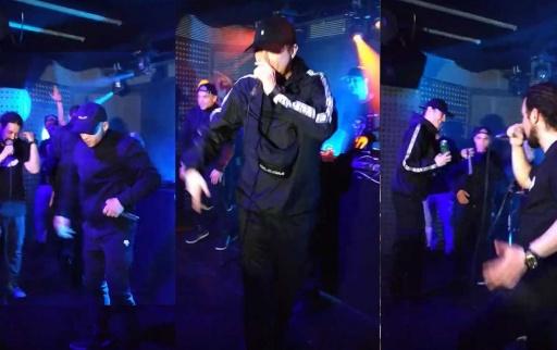На сцена: Secta, Bezim Man, Jahmmi, Chibook & DJ Diamondz