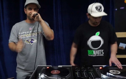 BaseMind Jam session: DenYo, Irie Bear, Sistah & DJ Stanchika