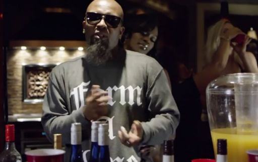 Tech N9ne feat. Rittz & Darrein Safron - We Just Wanna Party