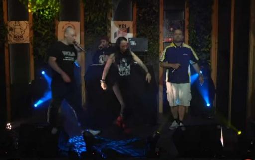 СНОП: The Top Stoppers / Bezim Man vs Aint MC / vs Negy (FARS)