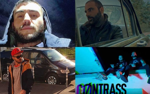 СНОП: CONTRASS / Mister D & Marto MC / NYAGOLLOV