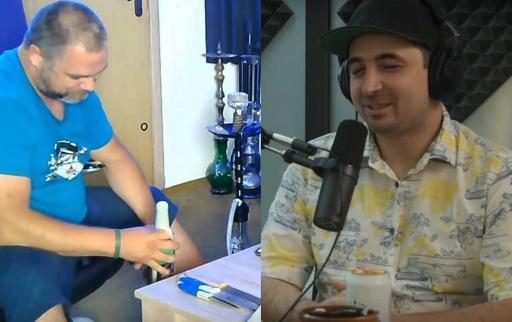 NERVE @ 2&200podcast / На ЛАФ-МОАБЕТ при Бате Пешо