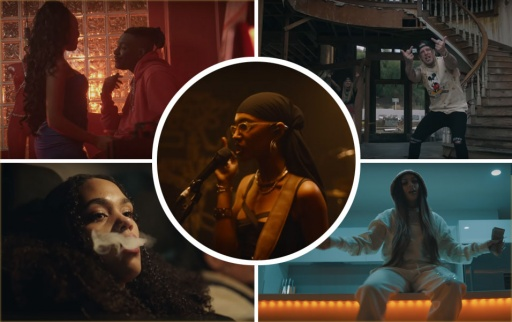 Alewya x Moses Boyd / Bugzy Malone x Emeli Sandé / Tom MacDonald / Pelé Milflows / Lady XO