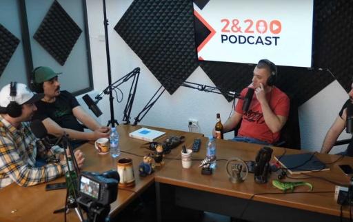 Гайдара и Nerve @ 2&200podcast (еп.47)