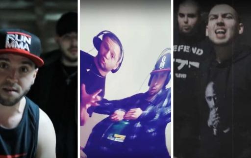 Сноп: Novaka x BigBoy х Shizo / Verko Avera x Rap On / Gogata x ST