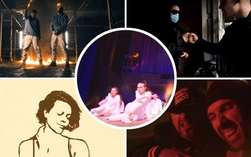 THE BIG JOB x BATE SA / RUTHLESS BOY & DMB / MZM x PA$HANI / THE CENTER / MIR x Kin Riddimz (EP)
