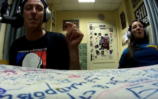 "Yoko & Wosh MC @Радио ""Реакция"""