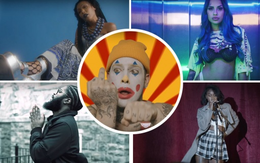Trae Tha Truth x Mysonne x Big K.R.I.T. / Tom MacDonald / YEAR OF THE OX / Jaas x Lil Zay Osama / India Shawn / Tati Zaqui / Gutta100 x JayDaYoungan