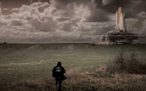 Колеца (Ума и Дума) - Човекът в ракетата