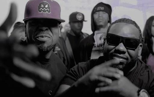 Method Man feat. Raekwon & Inspectah Deck -  The Purple Tape