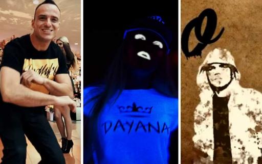 Сноп: Ice, Martinna, Nas / R'dista / Dayana