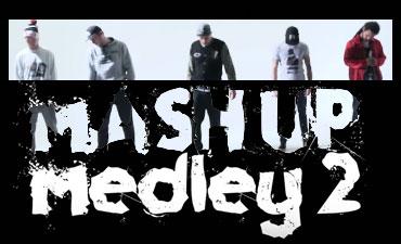 Chibook, Jahmmi, MC Нема, Wosh MC & Grigovor @ Mash Up Medley 2