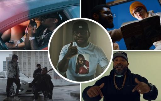 Royce 5'9 / Dougie D x Bun B x Kidricc James / J. Chambers / Trapkidju x DonB / RoadRun Cmoe