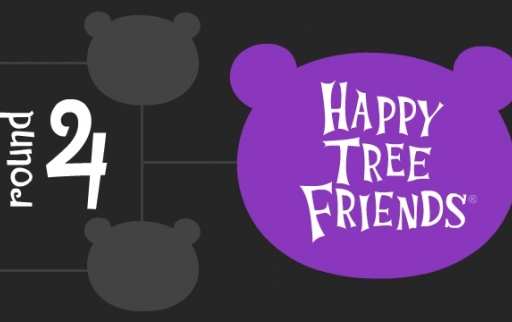 Best Happy Tree Friends Character Tournament: Round 4