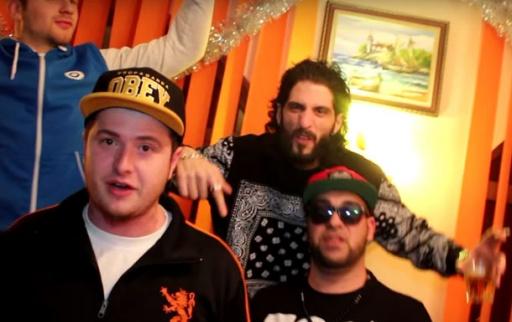 Joker Flow, Braketo, The Bro & Nick Why - Грозна и Пиян