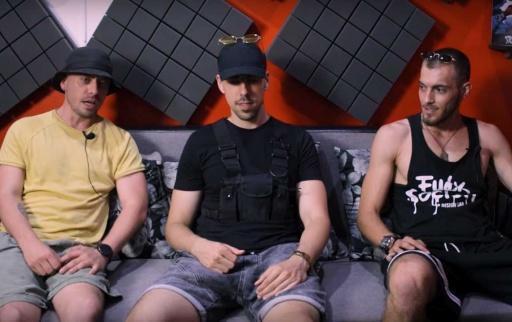 GR!NGOD, TLAY (ACBG) & NIKI KOTICH @BlackStationTV EP11