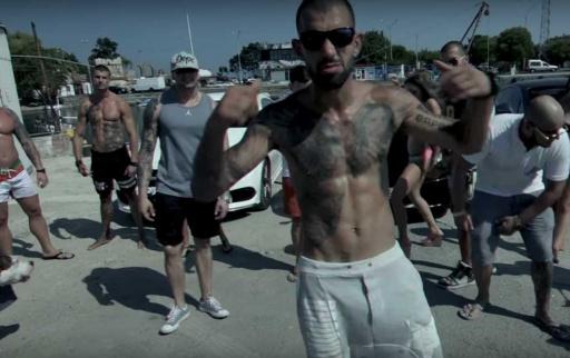 E.C.C.C. feat. BREX & Panchas Psycho - Gangsta 4 life