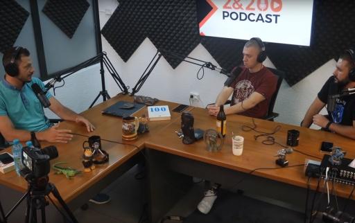 Полезен СНОП: 2&200podcast / Свръхчовекът / ЦХЗУ 1+1 / Kari's calling / Sound Talks