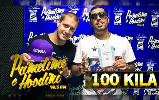 "100 Кила @ ""Primetime с Hoodini"""