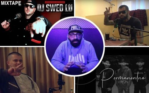 DJ MIKEY FLEX / GARJOKA / KASKATA / HOOD GANG / DJ SWED LU