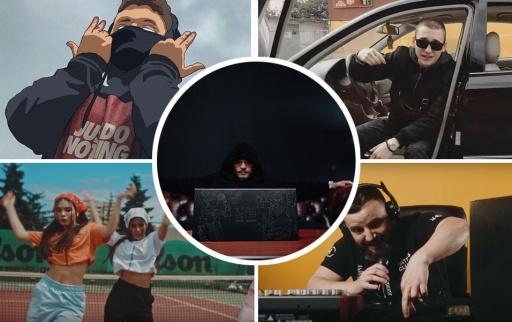 БОРО ПЪРВИ (албум) / DIM4OU x ZIGGO GANG / KAMIYEE / DONKAWOYAN