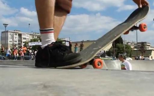 Skate Session - Бургас: Скейт парк Изгрев