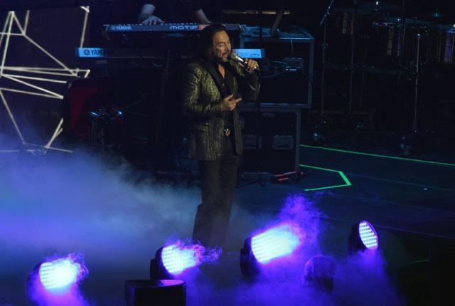 Marco Antonio Solis en San Jose, Ca