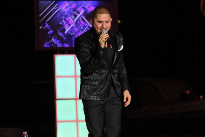 Larry Hernandez - Thunder Valley
