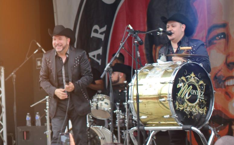 Montez De Durango en Festival Cesar Chavez