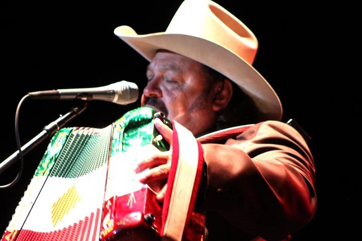 Ramon Ayala en Thunder Valley