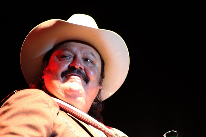 Ramon Ayala en Thunder Valley