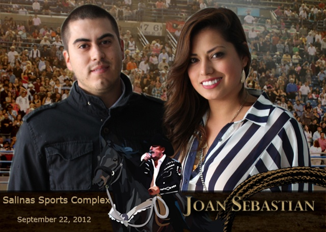 Joan Sebastian Fans en Salinas