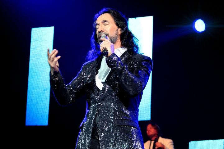 Marco Antonio Solis - SAP Center