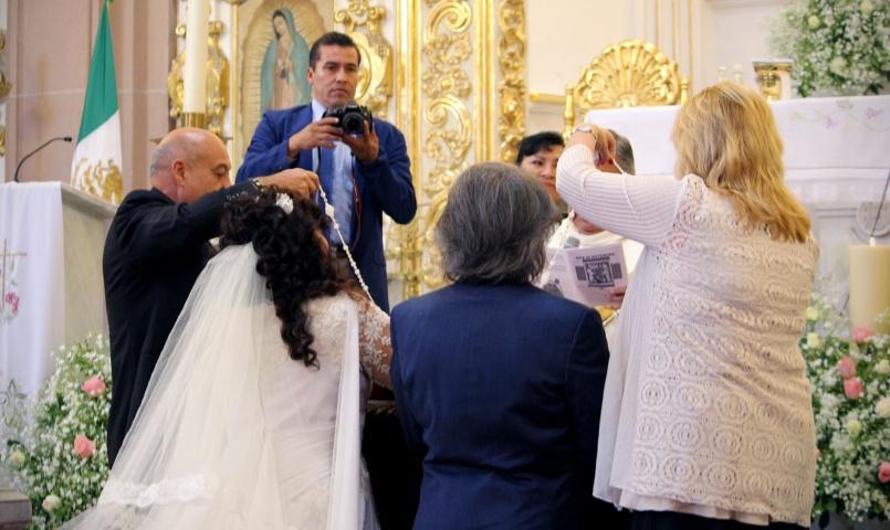 La boda de Amanda y Diego