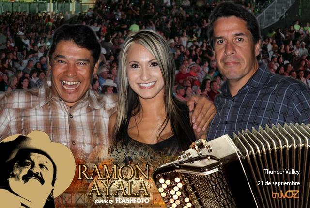 Fans de Ramon Ayala en Thunder Valley