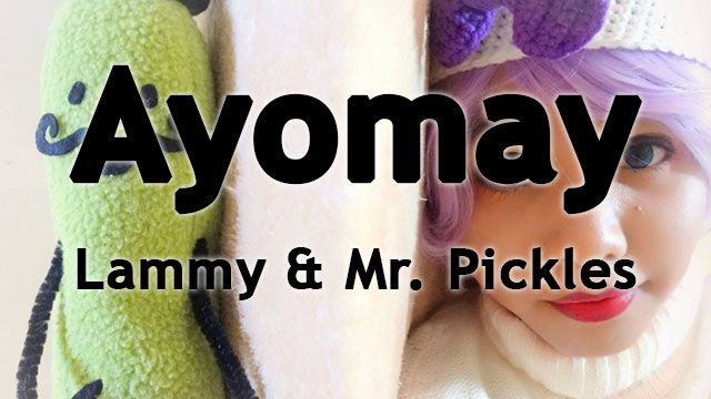 Ayomay Cosplay - Best Lammy and Mr. Pickles 2015