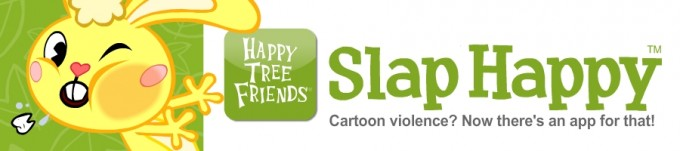 Let Your Finger Do The Slapping Happy Tree Friends Mondo
